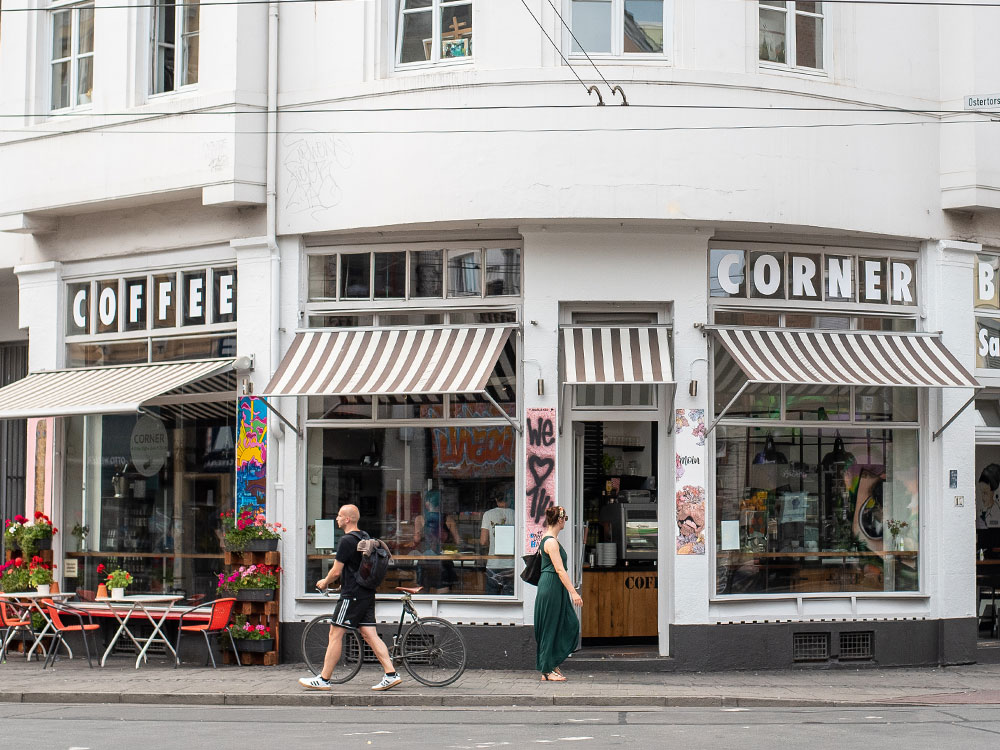 Vegan bei Coffee Corner in Bremen